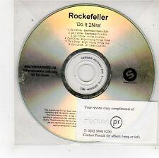 (FU381) Rockfeller, Do It 2Nite - DJ CD