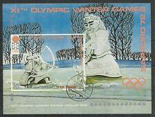 OLYMPIA 1972/ Jemen-Nord MiNr Block 162 o