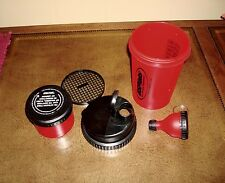 USPLabs 3-in-1 Shaker Cup & Fill-N-Go