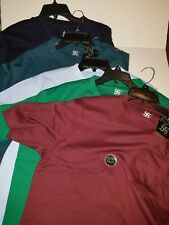T shirts for men - Casual / Sports, Large, blue, Burgundy, Green, etc. Cotton.
