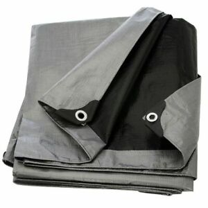 Tarpaulin Regular And Heavy Duty Waterproof Cover Tarp Ground Sheet 93 Options