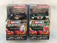 NASCAR Full Blast #88 Dale Earnhardt Jr. Friction Cars - Nation Guard & Amp Cars