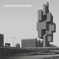 Il Boomtown Rats Cittadini Di Edizione Limitata Oro Vinile LP Nuovo / Sigillato
