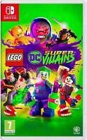 LEGO DC Super-Villains (Switch) (NEU & OVP) (Blitzversand)