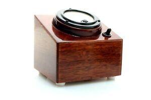 Beautiful WESTON MODEL 301  Exposure light meter, wood mounted, sliding diffuser