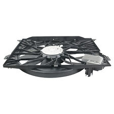 For Mercedes-Benz E S Class W211 W221 C216 Engine Cooling Radiator Fan Assembly