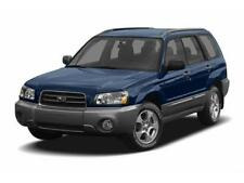Subaru Forester Cars