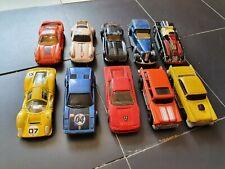 Hot Wheels Lot Vintage Ferrari Chevrolet Porsche...