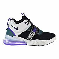 New Nike Air Force 270 Men's Shoes Black-Court Purple AH6772-005