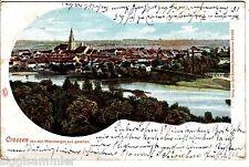 Crossen Oder Krosno Odrzanskie 1901 Blick Weinberge Lebus Polen Polska 1508224