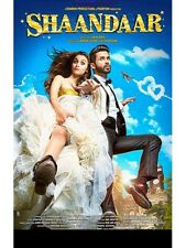 Shaandaar (2015) -  Shahid Kapoor, Alia Bhatt - hindi movie dvd bollywood