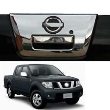 Fit Nissan Frontier Navara D40 Ute Pickup Stx Chrome Tailgate Handle Surround