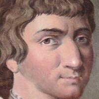 Portrait XVIIIe Charles VIII L'Affable Dauphin De France Valois Anne De Beaujeu