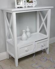 Beistelltisch antik weiß  Beistelltische im Landhaus-Stil | eBay