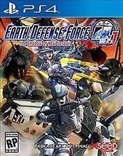 *BRAND NEW* Earth Defense Force 4.1: Shadow of New Despair (Sony Playstation 4)