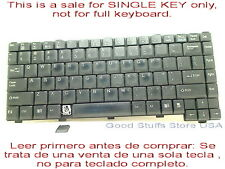 Single Key Replacement KB Compaq Presario 700 EVO N100 N110 K992103E1 254114-001