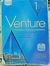 VENTURE VOL.1 - MARK BARTRAN e RICHARD WALTON - OXFORD
