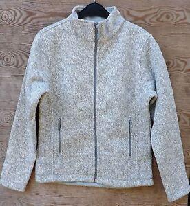 Mammut Woll-Fleecejacke Iceland Jacket Women   granit-melange  Größe M