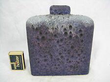 "70´s design  JOPEKO Keramik  "" Fat Lava "" vase  rare glaze variation 900 / 16"