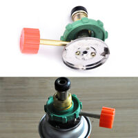 Propane Refill Adapter Gas Cylinder Tank Coupler Heater for Camping Hunting