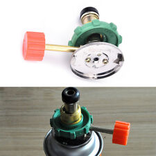 Propane Refill Adapter Gas Cylinder Tank Coupler Heater for Camping Hunting、Fad