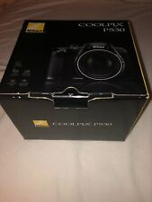Nikon COOLPIX P530 Digital Camera 16.1 MP 42X Zoom *CRACKED SCREEN* Free Wifi