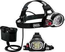 Petzl Ultra Rush Belt Headtorch E52 BUK Advanced Headlamp Light Outdoors Sports