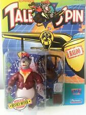 TaleSpin Disney Baloo Playmates Action Figure Nrfp 1991 No 2701 Tale Spin Pilot