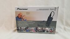 Pioneer Nani Personal Sound Amplifier with In-Ear Headphones, Gray PHA-M70(H)