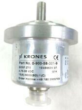 KRONES 0-900-58-321-9 ENCODER | New Open Box