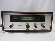 Pioneer SR-202W Stereo Reverberation Amplifier Spring Reverb Unit~Made in Japan