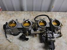 05 Kawasaki ZX 10 1000 ZX10 ZX1000 Ninja throttle bodies body carburetors
