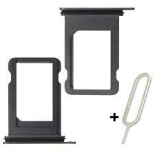 Pour Apple iPhone X Nano SIM Card Tray Holder Slot noir avec éjecteur Outil