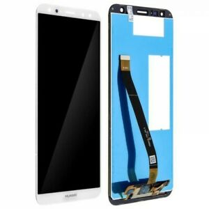 LCD Screen and Touch Glass Assembled For Huawei Matt 10 Lite White