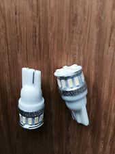 18 LED Cree T10 Blanc Xenon Ampoules HID éclairage latéral paire Triumph 675 TIGER 1050