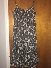 Gap Long Floral Dress Size 14