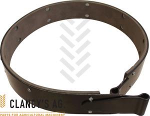 Brake Bands, Lined for International Farmall M, MD 58345DCX