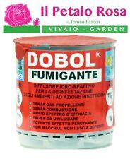 DOBOL FUMIGANTE INSETTICIDA BARATTOLO GR. 20 / 300 Mc - DISINFESTANTE GAS FUMO
