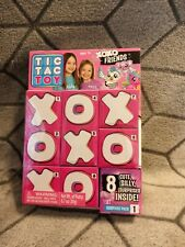 Tic Tac Toy XOXO Friends Set of 8 surprises with Friends, Wings, Putty (New)