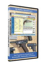 GS Waffen-Verwaltung 5 - Software zur Verwaltung Ihrer Waffensammlung