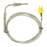 1*EGT Mini  K-type Thermocouple Exhaust Probe High Temperature Sensor Threads