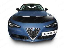 CAR HOOD BONNET BRA fit ALFA ROMEO Giulia (952) since 2016 MASK BRA DE CAPOT