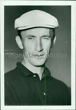 1960's Gardner Dickinson Professional Golfer Original News Service Photo