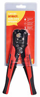 New Automatic Cable Wire Crimper Crimping Tool Stripper Adjustable Plier Cutter