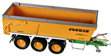 ROS60201.4 - Benne 3 essieux JOSKIN Cargo  - 1/32