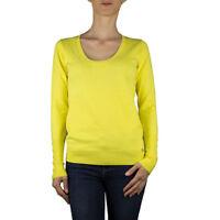 LiuJo Jeans Maglia Donna Col Giallo tg varie | -47 % OCCASIONE |