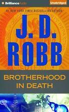 In Death: Brotherhood in Death 42 by J. D. Robb (2016, CD, Unabridged)