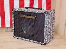 "Blackstar HT Metal 5 TUBE Combo Amp SNAKE SKIN ""Top 40 Guitars Exclusive"" NEW!"