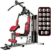 Station de musculation 30en1 HGX100 Home-gym multifonction