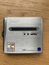 Sony Minidisc MZ-NH1 Excellent état appareil seul Hi MD net MD